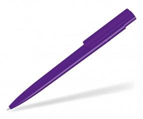 UMA RECYCLED PET PEN PRO 02250 Kugelschreiber dunkelviolett