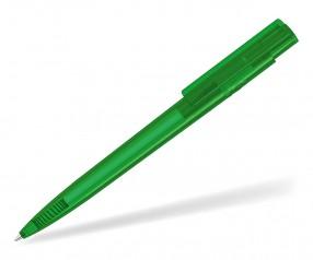UMA RECYCLED PET PEN PRO T 02250 Kugelschreiber transparent grün