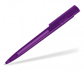 UMA RECYCLED PET PEN PRO T 02250 Kugelschreiber transparent violett
