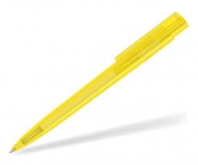 UMA RECYCLED PET PEN PRO TF 02250 Kugelschreiber frozen gelb