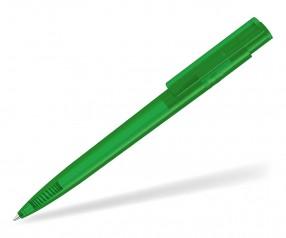 UMA RECYCLED PET PEN PRO TF 02250 Kugelschreiber frozen grün