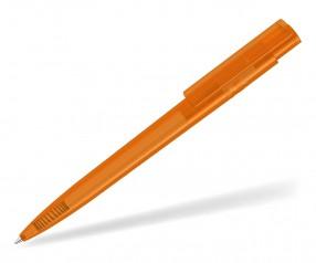 UMA RECYCLED PET PEN PRO TF 02250 Kugelschreiber frozen orange