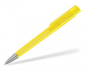 UMA RECYCLED PET PEN PRO TF SI 02250 Kugelschreiber frozen gelb