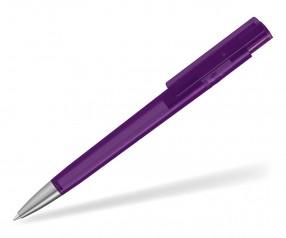 UMA RECYCLED PET PEN PRO TF SI 02250 Kugelschreiber frozen violett