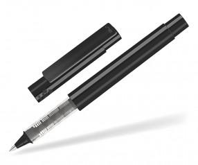UMA RECYCLED PET PEN Roller 02252 R modularer Tintenroller schwarz