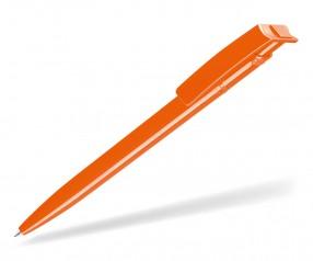 UMA RECYCLED PET PEN F 02260 Kugelschreiber orange