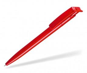 UMA RECYCLED PET PEN F 02260 Kugelschreiber rot