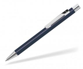 UMA Kugelschreiber Straight SI 09450 dunkelblau