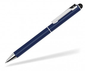 UMA Kugelschreiber Straight SI TOUCH 09450 dunkelblau