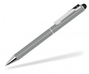 UMA Kugelschreiber Straight SI TOUCH 09450 grau