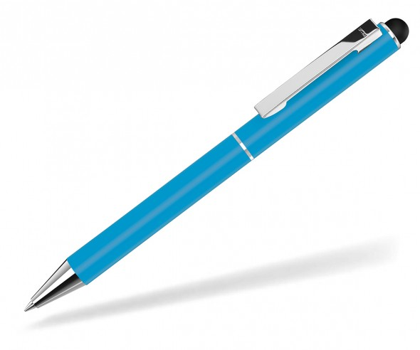UMA Kugelschreiber Straight SI TOUCH 09450 hellblau