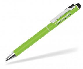 UMA Kugelschreiber Straight SI TOUCH 09450 hellgrün