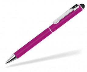 UMA Kugelschreiber Straight SI TOUCH 09450 magenta