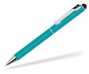 UMA Kugelschreiber Straight SI TOUCH 09450 petrol