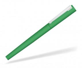 UMA BRUSH 09612 R GUM Rollerball gummiert dunkelgrün