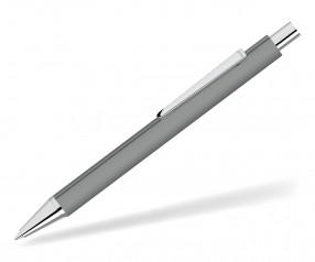 UMA Dreikantkugelschreiber PYRA GUM 09733 grau als Werbegeschenk