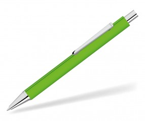 UMA Dreikantkugelschreiber PYRA GUM 09733 hellgrün als Werbegeschenk