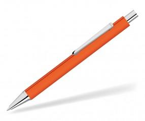 UMA Dreikantkugelschreiber PYRA GUM 09733 orange als Werbegeschenk