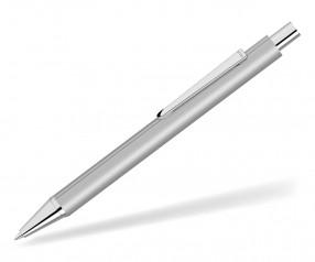 UMA Dreikantkugelschreiber PYRA 09733 silber als Werbegeschenk