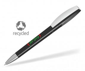 UMA Kugelschreiber CHILL C SI RECY 1-0043 schwarz