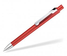 UMA CHECK 1-0142 M SI Kugelschreiber rot