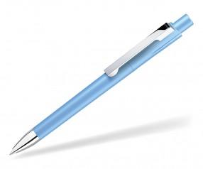 UMA CHECK 1-0142 M SI Kugelschreiber hellblau