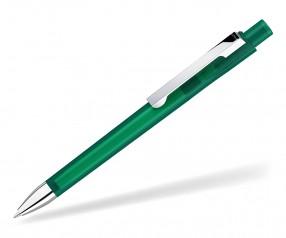 UMA CHECK 1-0142 TF M SI Kugelschreiber frozen dunkelgrün