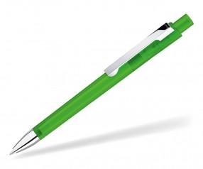 UMA CHECK 1-0142 TF M SI Kugelschreiber frozen hellgrün
