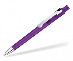 UMA CHECK 1-0142 TF M SI Kugelschreiber frozen violett