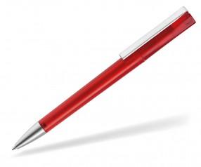 UMA Kugelschreiber CHIC 1-0149 frozen rot