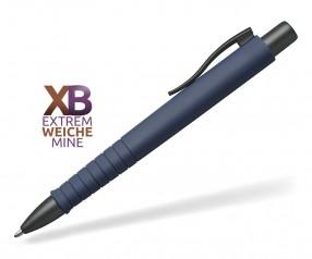 Faber-Castell Poly Ball Kugelschreiber Softtouch 24 11 89 navy blue