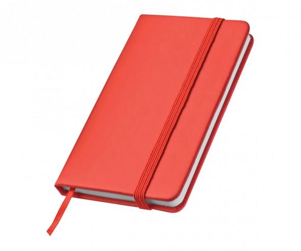 Notizbuch Werbemittel DIN A6 STANDARD UNI rot