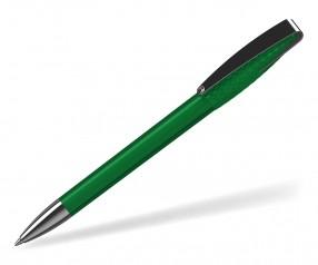 Klio Kugelschreiber 41076 COBRA structure transparent MMn ITR grün