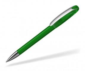 Klio BOA transparent MMn Kugelschreiber ITR grün