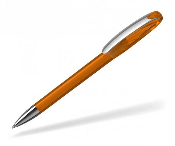 Klio BOA transparent MMn Kugelschreiber OTR orange