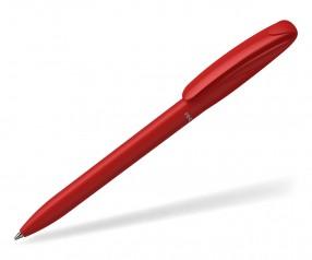 Klio Kugelschreiber 41190 BOA matt recycling H rot