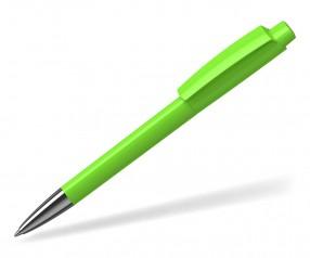 Klio Kugelschreiber ZENO HIGH GLOSS Mn TI grün