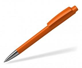 Klio Kugelschreiber ZENO HIGH GLOSS Mn W orange