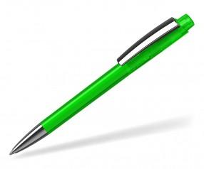 Klio ZENO Kugelschreiber TRANSPARENT MMn TITR neon grün