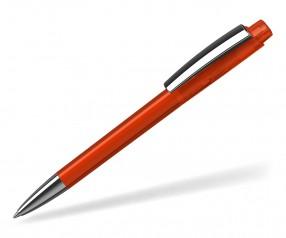 Klio ZENO Kugelschreiber TRANSPARENT MMn TWTR noen orange