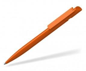 Klio Kugelschreiber CAVA HIGH GLOSS W orange
