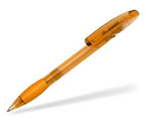 Klio Kugelschreiber NOVA GRIP ICE OTI orange