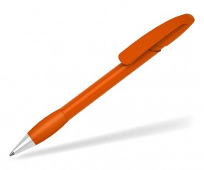 Klio Kugelschreiber NOVA GRIP high gloss W Ms orange