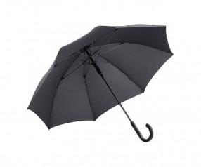 FARE Midsize Stockschirm AC 4784 Regenschirm bedrucken lassen schwarz grau