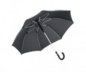 FARE Midsize Stockschirm AC 4784 Regenschirm bedrucken lassen schwarz weiß