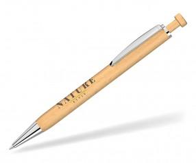 UMA Natur Holzkugelschreiber LEAF 5-5900