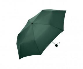 FARE Mini-Taschenschirm 5012 Regenschirm als Werbegeschenk grün
