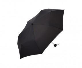 FARE Mini-Taschenschirm 5012 Regenschirm als Werbegeschenk schwarz