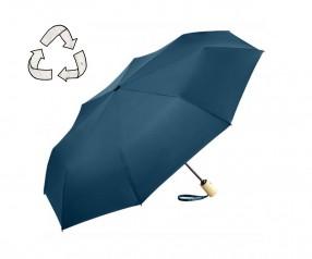 FARE ÖkoBrella Mini Taschenschirm AOC 5429 nachhaltiger Regenschirm marine
