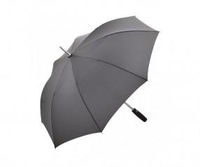 FARE Alu Stockschirm AC 7560 Regenschirm als Werbegeschenk grau